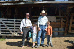 The Holts on Horse Ranch